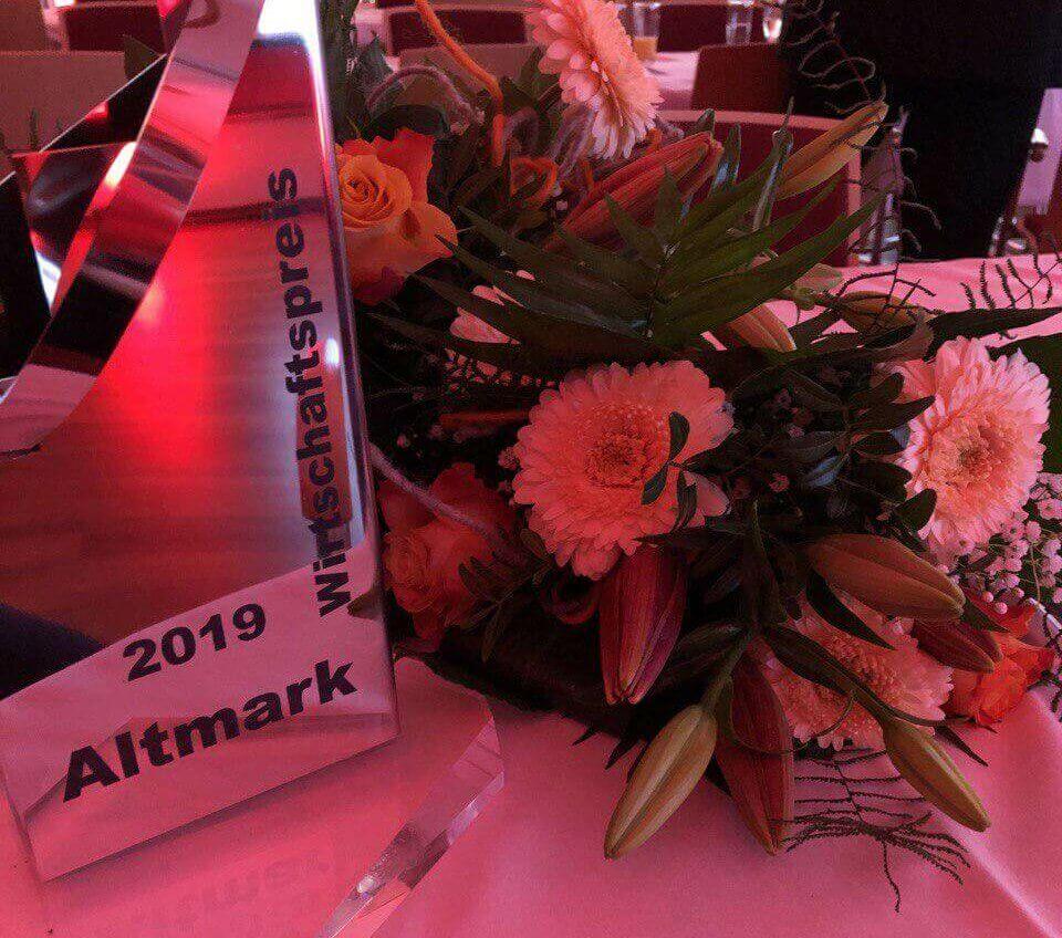 Bild: vom Wirtschaftspreis Altmark 2019 den Devlabor gewonnen hat