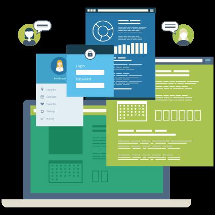Grafik Webentwicklung